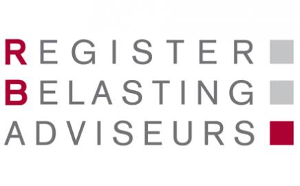Wij zijn lid van het register belastingadviseurs